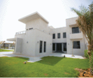 Gulf Precast builds five villas a day at Al Falah