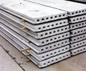 Precast takes the lead