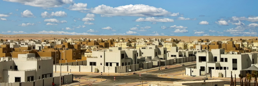 Gulf Precast Completes 2069 Villas project on time