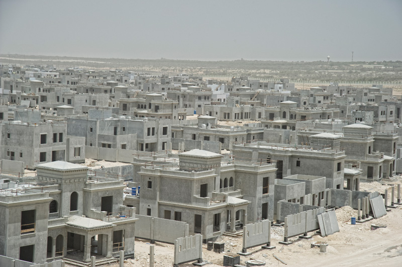 Gulf Precast rises to the challenge of 5 villas per day